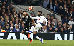 April 30, 2019 - London, England, United Kingdom - Tottenham Hotspur's Danny Rose.during UEFA Championship League Semi- Final 1st Leg between Tottenham Hotspur  and Ajax at Tottenham Hotspur Stadium , London, UK on 30 Apr 2019. (Credit Image: © Action Foto Sport/NurPhoto via ZUMA Press)