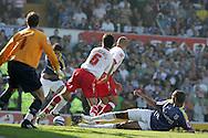 Cardiff City v Birmingham City, Coca Cola Championship match at Ninian Park in Cardiff on Saturday 27th Sept 2008.