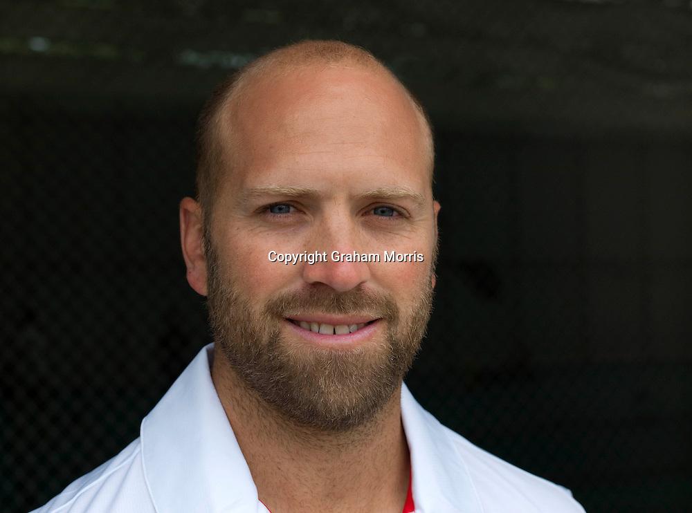 England cricketer Matt Prior. Photograph: Graham Morris/cricketpix.com (Tel: +44 (0)20 8969 4192; Email: sales@cricketpix.com) Ref. No. 11144k39  23/05/11