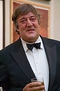 STEPHEN FRY, 240th Royal Academy Summer Exhibition. Annual dinner. Piccadilly. London. 3 June 2008.  *** Local Caption *** -DO NOT ARCHIVE-© Copyright Photograph by Dafydd Jones. 248 Clapham Rd. London SW9 0PZ. Tel 0207 820 0771. www.dafjones.com.