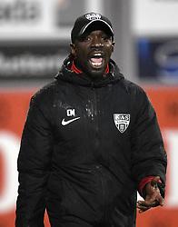 December 23, 2018 - France - Claude Makelele head coach of Eupen (Credit Image: © Panoramic via ZUMA Press)