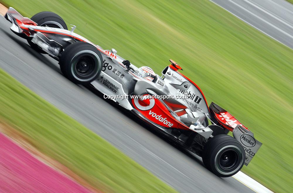 Fernando Alonso / McLaren mercedes - 15.03.2007 - F1 F 1 Formule 1 - Gd Prix d Australie - largeur action *** Local Caption *** 00019329