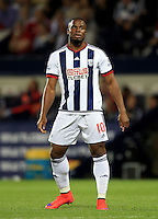 West Bromwich Albion's Victor Anichebe