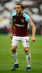 Mark Noble of West Ham United - Mandatory by-line: Alex James/JMP - 29/04/2018 - FOOTBALL - London Stadium - London, England - West Ham United v Manchester City - Premier League