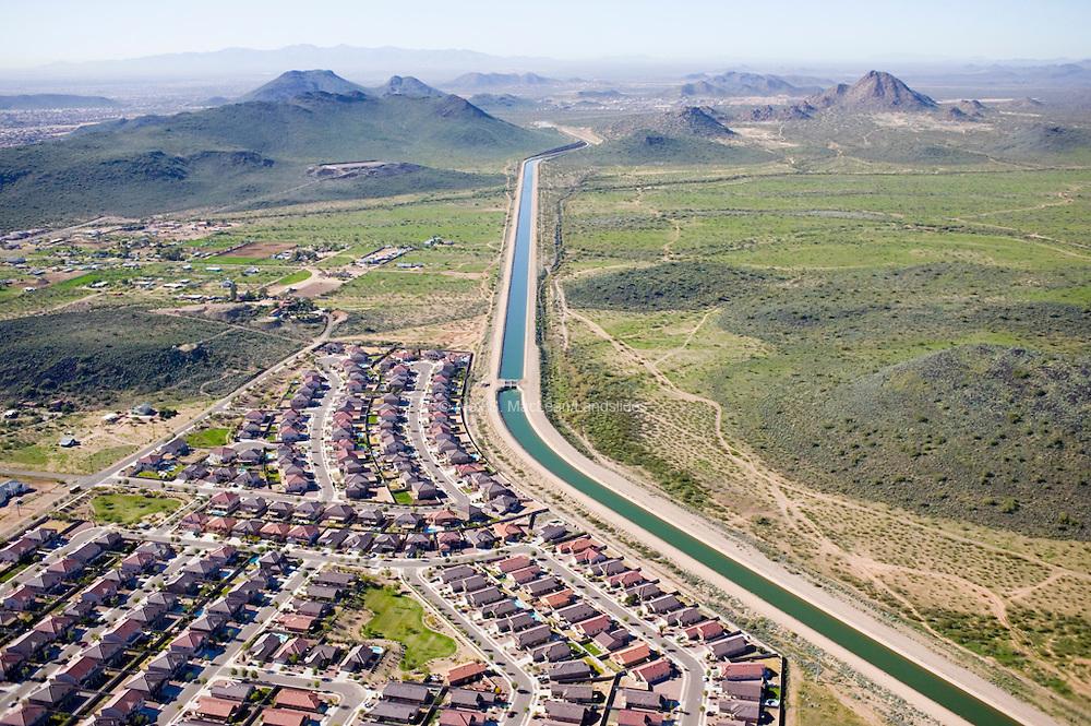 Central Arizona Project Aqueduct