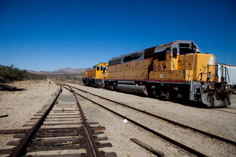 The Desert Line