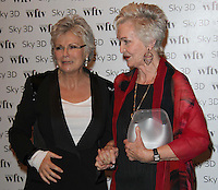 Julie Walters; Sheila Hancock Sky 3D Women in Film and TV Awards, Hilton Hotel, Park Lane, London, UK, 03 December 2010:  Contact: Ian@Piqtured.com +44(0)791 626 2580 (Picture by Richard Goldschmidt)