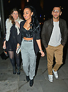 25.NOVEMBER.2012. LONDON<br /> <br /> LITTLE MIX BAND MEMBER LEIGH ANNE PINNOCK LEAVING WHISKY MIST NIGHT CLUB IN MAYFAIR, LONDON.<br /> <br /> BYLINE: EDBIMAGEARCHIVE.CO.UK<br /> <br /> *THIS IMAGE IS STRICTLY FOR UK NEWSPAPERS AND MAGAZINES ONLY*<br /> *FOR WORLD WIDE SALES AND WEB USE PLEASE CONTACT EDBIMAGEARCHIVE - 0208 954 5968*