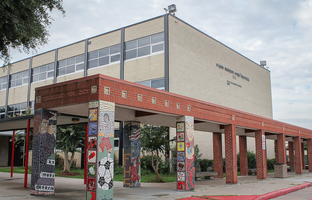 Furr High School, December 7, 2012.
