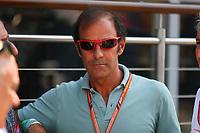 Emanuele Pirro<br /> Monza 30-08-2018 GP Italia <br /> Formula 1 Championship 2018 <br /> Foto Federico Basile / Insidefoto