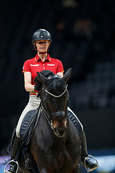 Von Bredow-Werndl Jessica, GER, Unee BB<br /> LONGINES FEI World Cup™ Finals Paris 2018<br /> © Dirk Caremans<br /> 12/04/2018