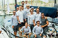 Palma de Mallorca, 02-08-2017<br /> <br /> King Felipe joint the 36th Copa del Rey sailing contest at the Bay of Palma.<br /> <br /> <br /> Royalportraits Europe/Bernard Ruebsamen