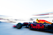 October 22, 2016: United States Grand Prix. Max Verstappen, Red Bull