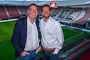 ALKMAAR - 06-11-2016, AZ - Ajax, AFAS Stadion,