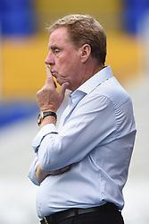 Birmingham City manager Harry Redknapp during the pre-season match at St Andrews, Birmingham.