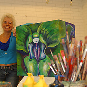 Kunstenares Esther Hofsteter van Hoornshoutweg 4 Huizen