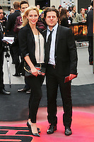 Ali Bastian, Godzilla - European Film Premiere, Odeon Leicester Square, London UK, 11 may 2014, Photo by Richard Goldschmidt