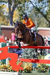 Van De Pol Henk, (NED), Willink<br /> BMO Nations Cup<br /> Spruce Meadows Masters - Calgary 2015<br /> © Hippo Foto - Dirk Caremans<br /> 12/09/15