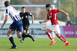 Peter Skapetis of Bristol City U23 - Rogan Thomson/JMP - 31/10/2016 - FOOTBALL - SGS Wise Campus - Bristol, England - Bristol City U23 v Millwall U23 - U23 Professional Development League 2 (South Division).