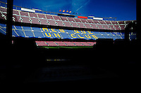 Illustration Camp Nou - 21.04.2015 - Barcelone / Paris Saint Germain - 1/4Finale Retour Champions League<br />