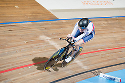Sarah Storey, GBR, 500m TT, 2015 UCI Para-Cycling Track World Championships, Apeldoorn, Netherlands