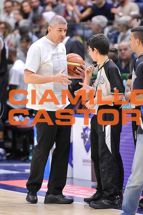 DESCRIZIONE : Campionato 2014/15 Dinamo Banco di Sardegna Sassari - Dolomiti Energia Aquila Trento Playoff Quarti di Finale Gara4<br /> GIOCATORE : Luigi LaMonica<br /> CATEGORIA : Before Pregame Arbitro Referee<br /> SQUADRA : AIAP<br /> EVENTO : LegaBasket Serie A Beko 2014/2015 Playoff Quarti di Finale Gara4<br /> GARA : Dinamo Banco di Sardegna Sassari - Dolomiti Energia Aquila Trento Gara4<br /> DATA : 24/05/2015<br /> SPORT : Pallacanestro <br /> AUTORE : Agenzia Ciamillo-Castoria/L.Canu