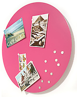 3by3 Pink Tack Board