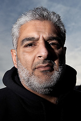 © Licensed to London News Pictures. 05/04/2012. Birmingham, UK. FILE PICTURE DATED 29/10/2011. Tariq Jahan has been convicted of inflicting grievous bodily harm at Birmingham Crown Court after breaking a man's jaw during a roadside dispute on 6th July 2011. He was given a 12 month sentence, suspended for two years. During the riots of August 2011 Mr Jahan's son, Haroon, was killed after a car ran him down. Following his son's death he called for calm in the city. He was later awarded a Pride of Britain award. Photo credit : Joel Goodman/LNP