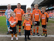 Mascots - Dundee United v Hearts, Clydesdale Bank Scottish Premier League at Tannadice Park..© David Young Photo.5 Foundry Place.Monifieth.Angus.DD5 4BB.Tel: 07765252616.email: davidyoungphoto@gmail.com.http://www.davidyoungphoto.co.uk