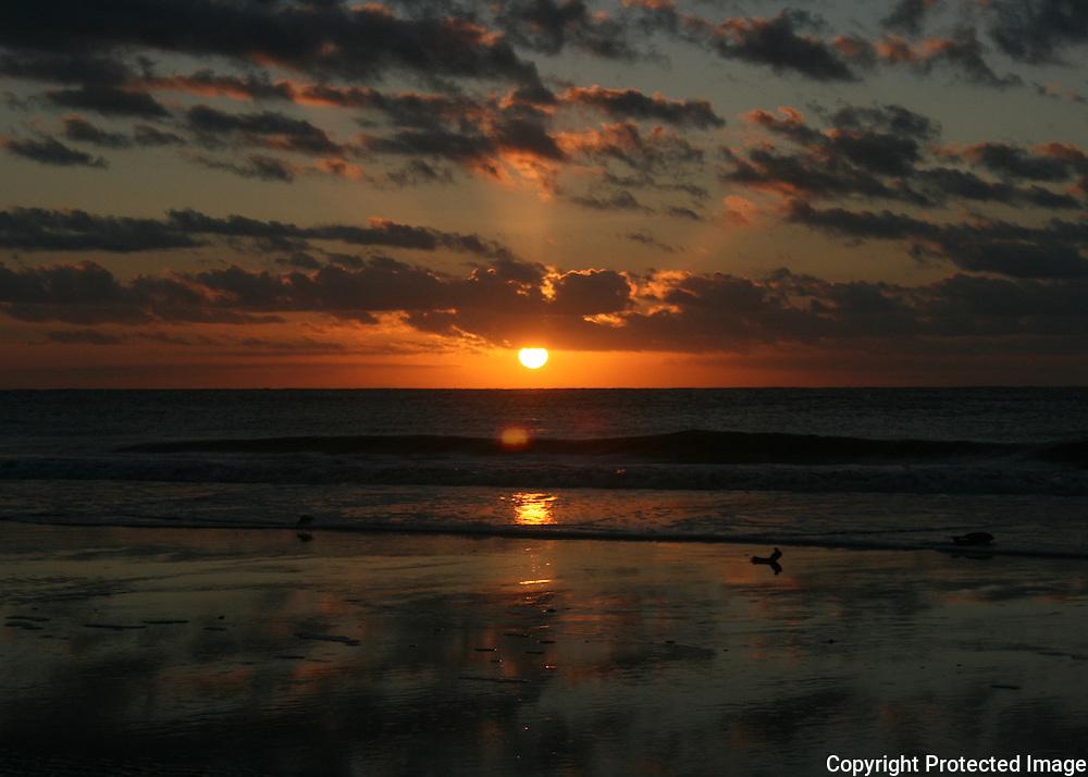 Jekyll sunrise molten pastels