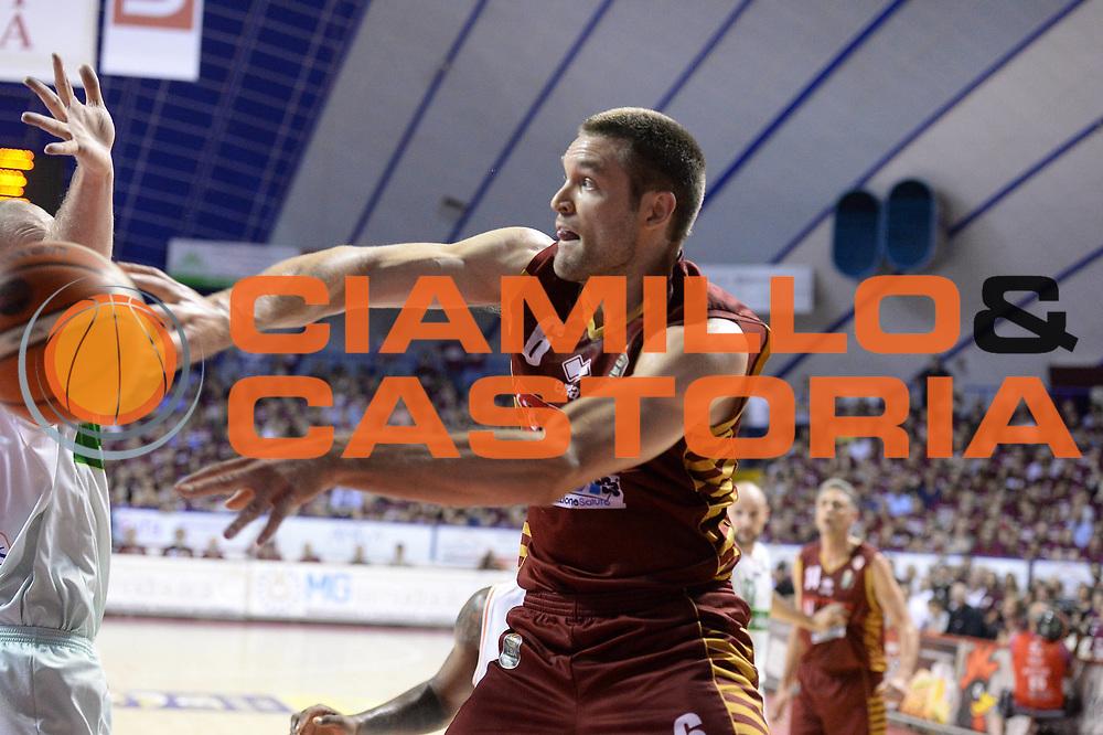 Umana Reyer Venezia - Sidigas Avellino<br /> Lega Basket Serie A 2016/2017<br /> Palyoff Semifinale Gara 1<br /> Venezia 26/05/2017<br /> Foto Ciamillo-Castoria