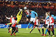 Feyenoord Rotterdam v SSC Napoli - 06 Dec 2017
