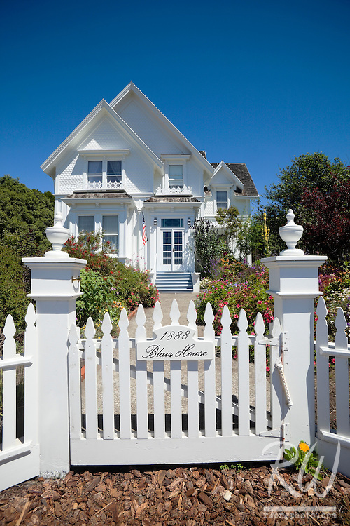 The Blair House Bed & Breakfast Inn, Mendocino, California