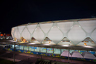 General view of the Arena da Amazonia, Manaus, Brazil<br /> Picture by Andrew Tobin/Focus Images Ltd +44 7710 761829<br /> 12/06/2014