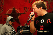Renouf, a high-school hardcore band named after the street that the band members live on in the 19th ward of Rochester, NY.
