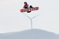 19.02.2018, Alpensia Ski Jumping Centre, Pyeongchang, KOR, PyeongChang 2018, Snowboard, Damen, Big Air, im Bild Yuka Fujimori (JPN) // Yuka Fujimori of Japan during the Ladies Snowboard Big Air of the Pyeongchang 2018 Winter Olympic Games at the Alpensia Ski Jumping Centre in Pyeongchang, South Korea on 2018/02/19. EXPA Pictures © 2018, PhotoCredit: EXPA/ Johann Groder