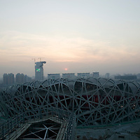 BEIJING, MARCH-7 : Bird's nest