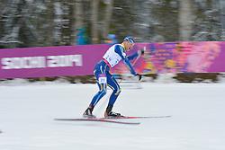 VOVCHYNSKYI Grygorii, Biathlon at the 2014 Sochi Winter Paralympic Games, Russia
