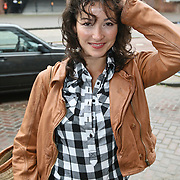 "NLD/Amsterdam/20080529 - Verkiezing Killerlegs on the catwalk "" Mooiste benen van Nederland 2008 "" , Birget Schuurman"