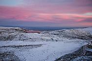Serra da Estrela (Star Mountain Range) is the highest mountain range in Portugal, Portugal. PHOTO TIAGO MIRANDA