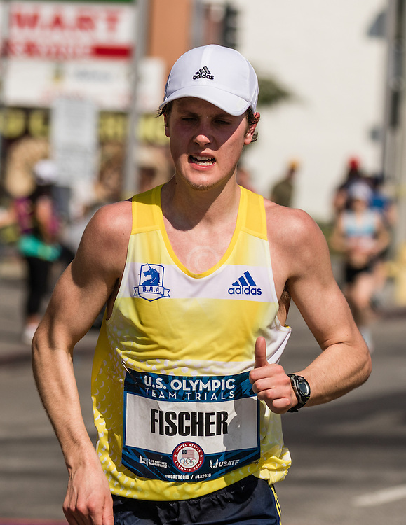 Fischer, BAA, adidas