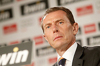 Real Madrid's Football Schooll's Director Emilio Butragueño. June 26, 2013. (ALTERPHOTOS/Acero)