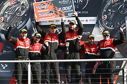 May 7, 2018 - Brands Hatch, Grande Bretagne - TEAM WRT (BEL) PITSTOP CHALLENGE (Credit Image: © Panoramic via ZUMA Press)