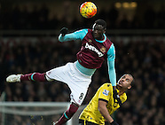 West Ham United v Aston Villa - Premier League - 02/02/2016