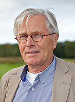 OUDEMIRDUM - Voorzitter Sytze Kingma van Golf Club Gaasterland. FOTO KOEN SUYK