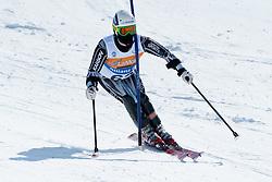 HALL Adam, NZL, Slalom, 2013 IPC Alpine Skiing World Championships, La Molina, Spain