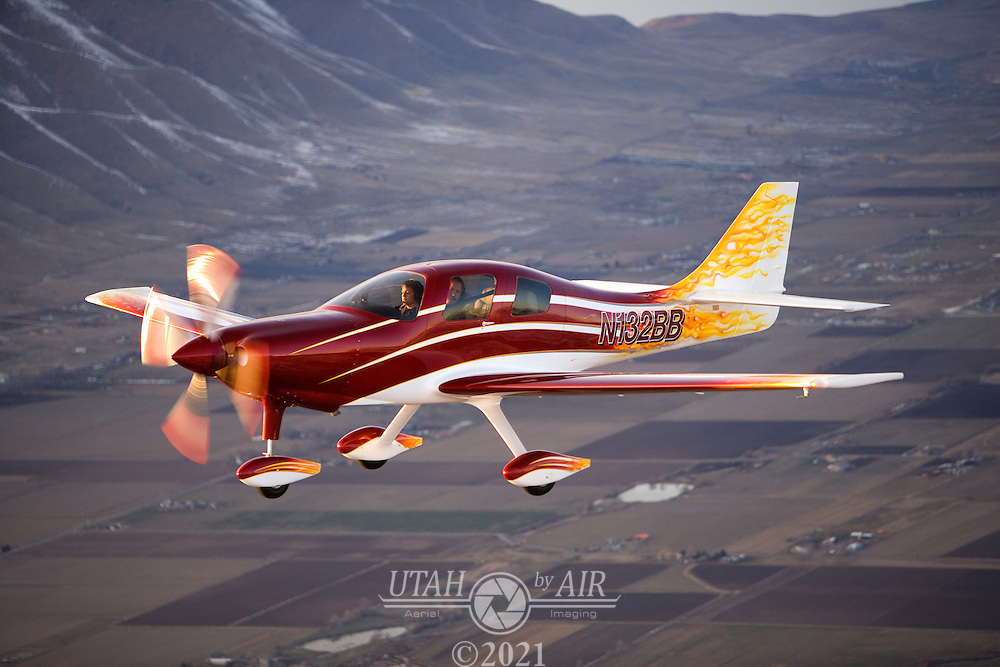 Lancair Super ES Airplane