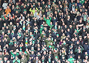 Celtic fans - Dundee v Celtic, William Hill Scottish Cup fifth round at Dens Park <br /> <br /> <br />  - &copy; David Young - www.davidyoungphoto.co.uk - email: davidyoungphoto@gmail.com
