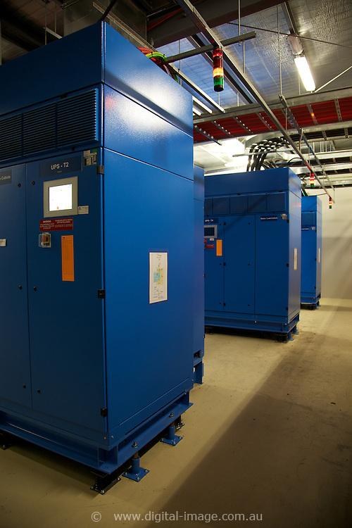 UPS, Uninterruptible Power Suppy.