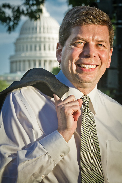 Senator Mark Begich, Washington, D.C.